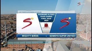 Video 2018 Maimane Alfred Phiri Games Final | Mighty Birds vs Soweto Super United MP3, 3GP, MP4, WEBM, AVI, FLV Juni 2019