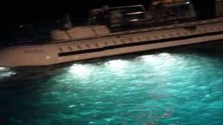 Atlantis Submarine Night Dive, Barbados / Ночное Погружение На Батискафе Атлантис, Барбадос