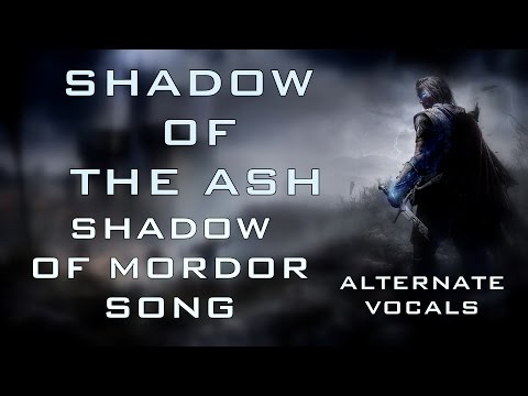 Vocals - As requested by fans: Shadow Of Mordor song with more aggressive, energetic vocals. Click to subscribe! http://www.youtube.com/subscription_center?add_user=miracleofsound Download: ...