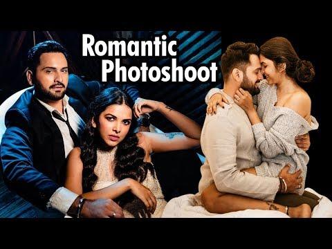 Siddharth Chandekar & Mitali Mayekar | Romantic Photoshoot Before Marriage