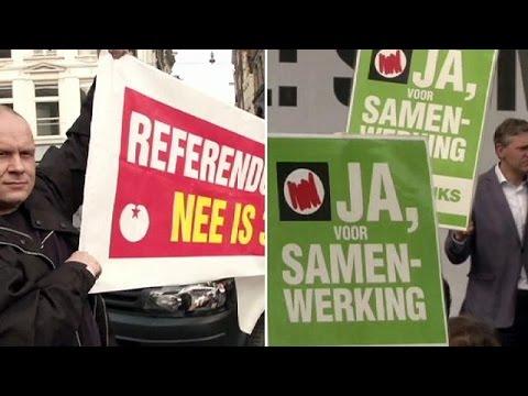 Ολλανδία: Το διακύβευμα του δημοψηφίσματος