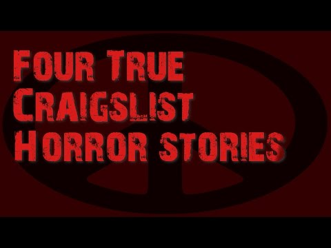 craigslist horror stories dating A date with death has 123 ratings and 21 reviews jaree said: not bad  the  book  a date with death is the true story about the craigslist killer his name  was.