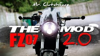 10. Yamaha FZ07 - The Mods 2.0 - Walk Around