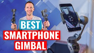 Video Best Smartphone Gimbal 2018? (Zhiyun Smooth 4 vs Osmo Mobile 2) MP3, 3GP, MP4, WEBM, AVI, FLV Juni 2019