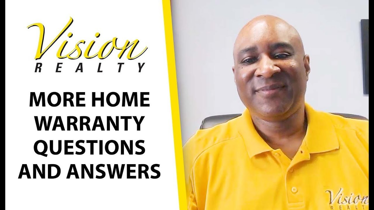 Everything You Need to Know About Home Warranties: Part 2