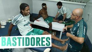 BASTIDORES - Tucumán 1 x 1 Palmeiras - Conmebol Libertadores ...