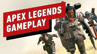 14 Minutes of Apex Legends Gameplay