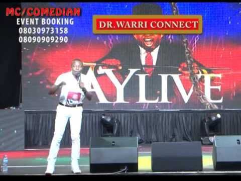 DR WARRI CONNECT ON AY LIVE PH EDITION