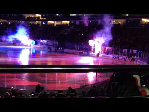 Матч звёзд КХЛ 2016 (видео)
