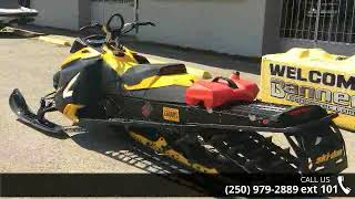 8. 2013 Ski-Doo Summit X Rotax® E-TEC® 800R 154