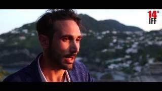 Ischia Film Festival 2016 - Incontri in terrazza - Marco Palvetti