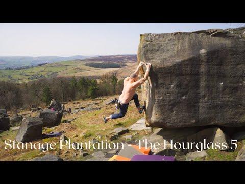 Stanage Plantation - The Hourglass 5