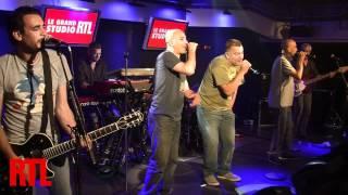 Zebda - Le dimanche autour de l'église en live dans le Grand Studio RTL