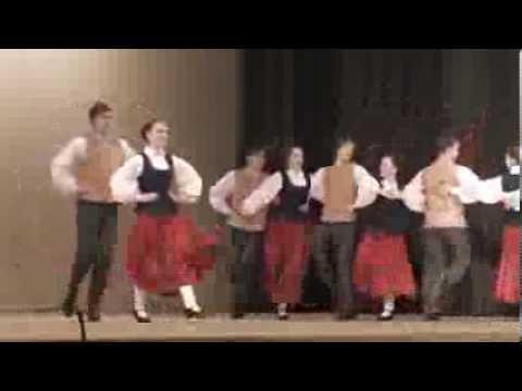 Video: Valmierā norisinājās XVIII Jaunrades deju konkurss