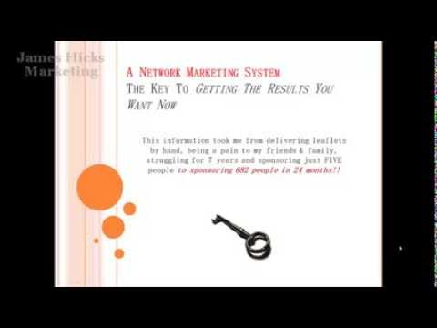 A Network Marketing System That Always Produces Results