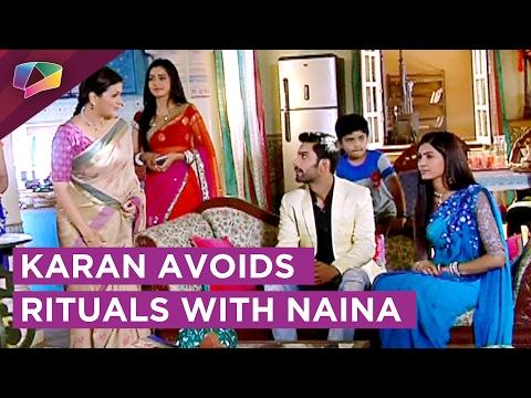 Karan does not go for Pagphera with Naina | Swabhi