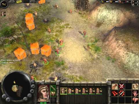 Проходим игру Войны древности:Спарта
