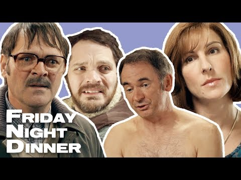 Funniest Moments of Season 1| Friday Night Dinner