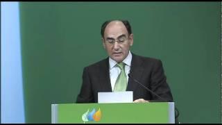 JGA Iberdrola 2011. Retribución al accionista