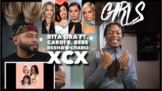 Video Rita Ora ft. Cardi B, Bebe Rexha & Charli XCX - Girls | FVO Reaction MP3, 3GP, MP4, WEBM, AVI, FLV Agustus 2018