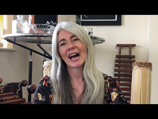 Evelyn Glennie message