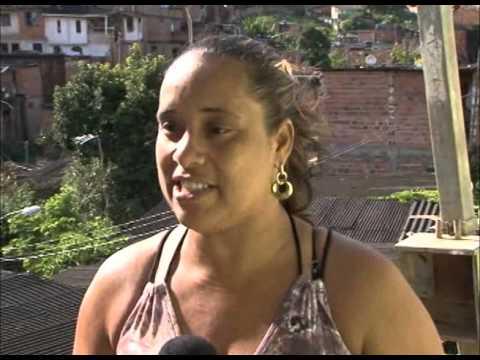 Moradores do bairro Alto da Terezinha são beneficiados com obras de contenção de encostas