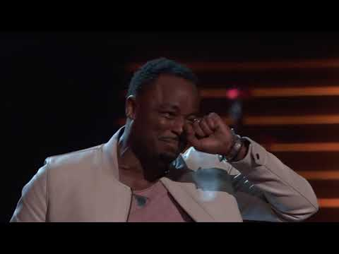 The Voice 2018 Blind Audition   Rayshun LaMarr  Don't Stop Believin'