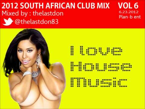 South African House Party Mix 3. 2012