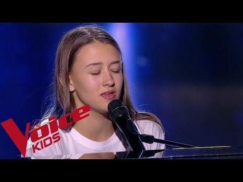 Zayn feat. Sia - Dusk till dawn   Romane   The Voice Kids France 2019   Blind Audition