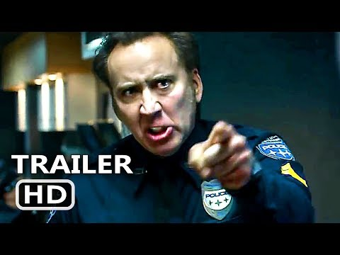 211 Official Trailer (2018) Nicolas Cage Movie HD