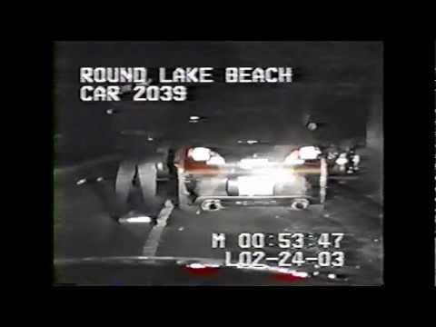 Martin Valadez being beat by Round Lake Cops