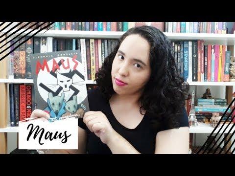 Maus, Art Spiegelman | Um Livro e Só