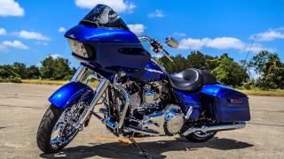 9. 2015 Harley Davidson GHD Road Glide Special