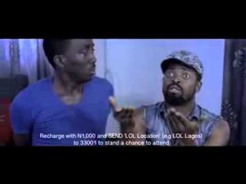 Basketmouth And Bovi In Parternal Drama