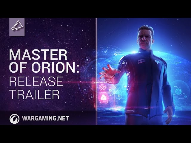Видео к игре Master of Orion