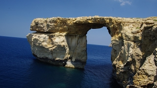 The country of Malta is in mourning after one of its most famous landmarks collapsed. Learn more about this story at...