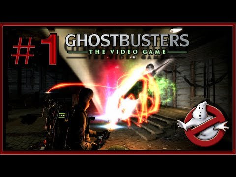 Ghostbusters: The Video Game - The New Cadet - Part 1