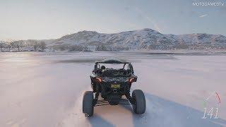 10. Forza Horizon 4 - 2018 Can-Am Maverick X RS Turbo R Gameplay