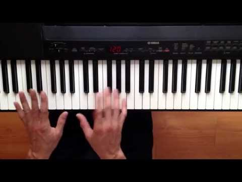 "Cómo Tocar"" Imagine"" En Piano. Tutorial Para Piano Y Partitura"