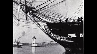Bedford (MA) United States  City pictures : USS CONSTITUTION 1931-New Bedford,MA