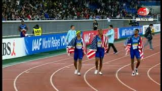 Video IAAF WORLD RELAYS YOKOHAMA 2019|Final Day MP3, 3GP, MP4, WEBM, AVI, FLV Mei 2019