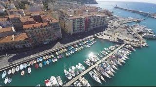 Département des Alpes-Maritimes Histoire du Port de Nice