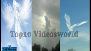 Top 10 Angels Caught on Camera Real Angels Caught on Tape spotted in real life