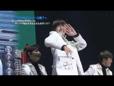 BTS Funny Dance Battle!! [Japan Wings Tour]