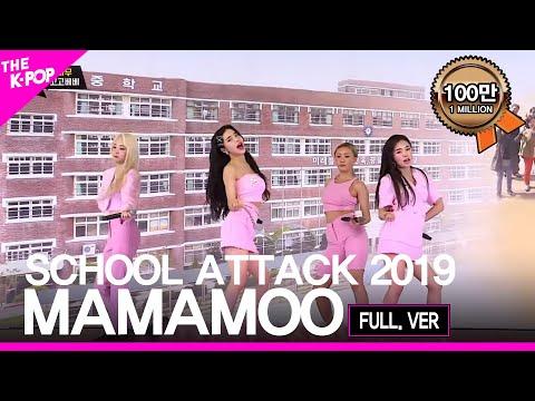 [Full ver.] MAMAMOO (Ep.4 of SCHOOL ATTACK 2019)