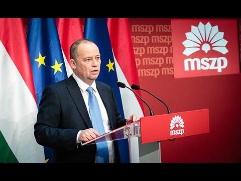 Szanyi Tibor európai adó- és illetékuniót kezdeményez