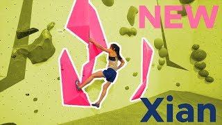 Xian Teaches Omar A Life lesson     Junior FINALS comp set by Bouldering Bobat