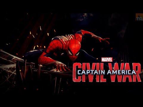 Video Marvel's Spider-Man (PS4)