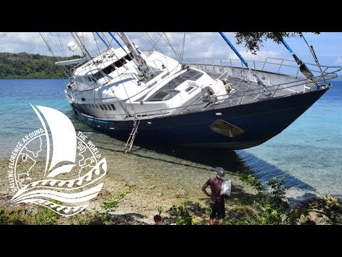 Five Weddings and a Shipwreck - Sailing the Pacific Ep.40