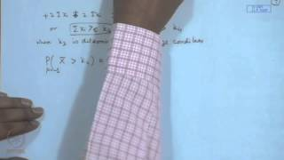 Mod-04 Lec-41 Basic Concepts Of Testing Of Hypothesis